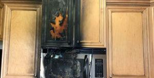 fire damage repair step 5
