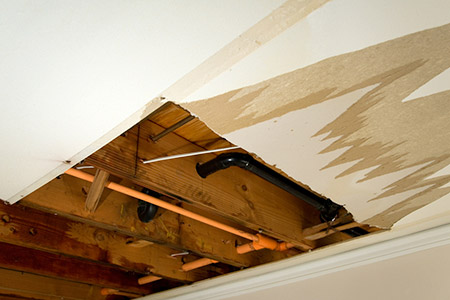 How To Tackle Ceiling Water Damage In San Diego 619 376 6838
