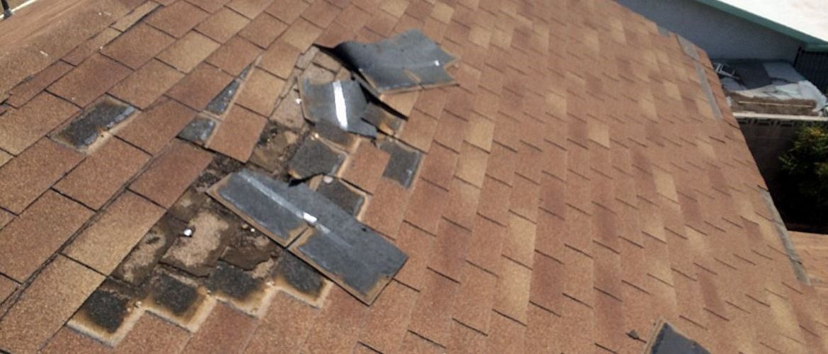 Dealing With Water Damage From Roof Leak In San Diego