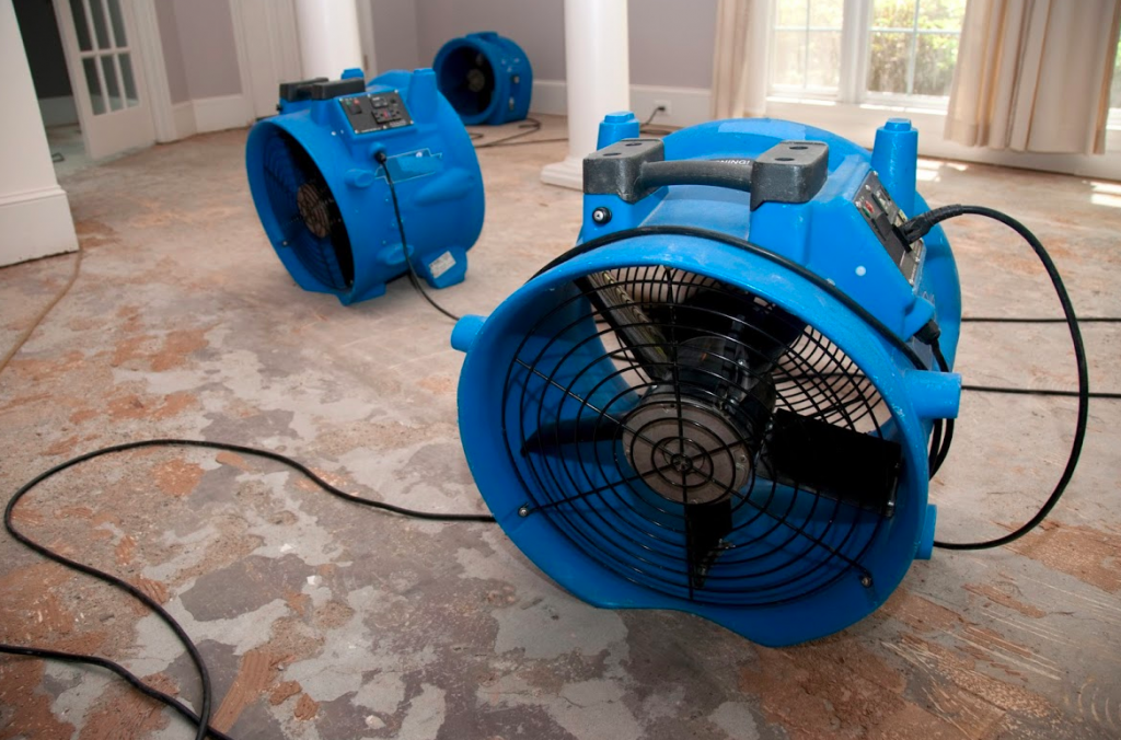 Learn About Water Damage Restoration Equipment